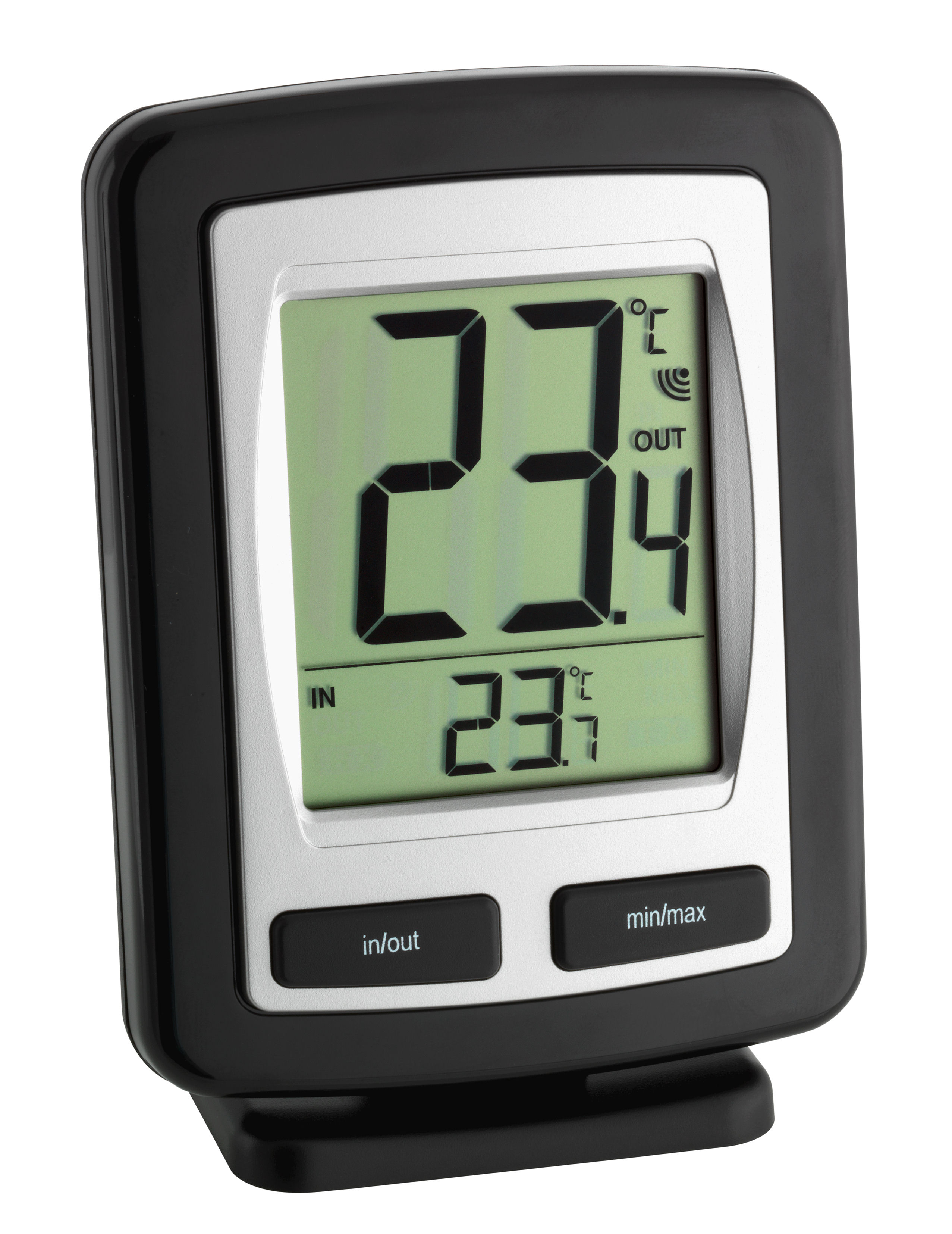 Radio controlled Thermometer ZOOM