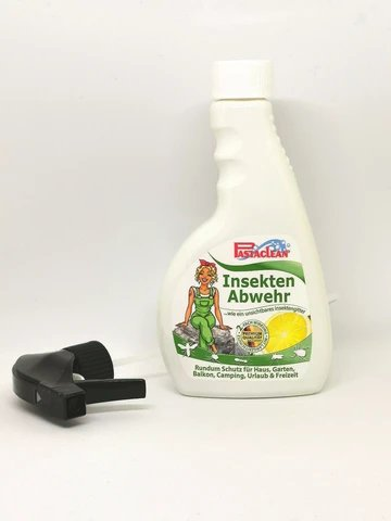 Pastaclean insect repellant 500ml with separate sprayer
