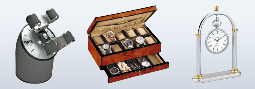 Accessories for Wrist and Pocket Watches