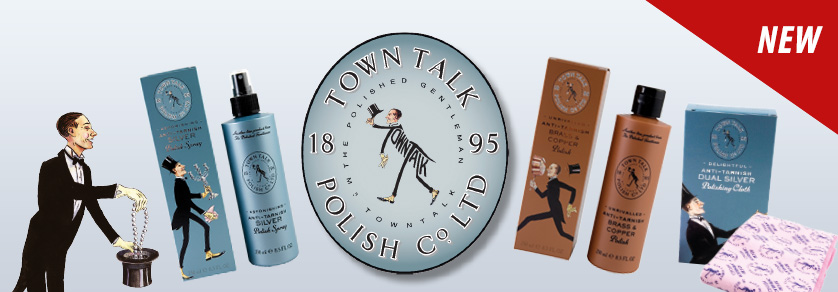 TOWN TALK Cleaning + Care